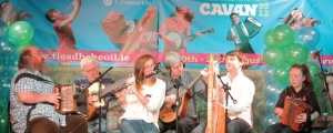 The Maguire Band will play at the NYAH Festival Cavan in March 2015