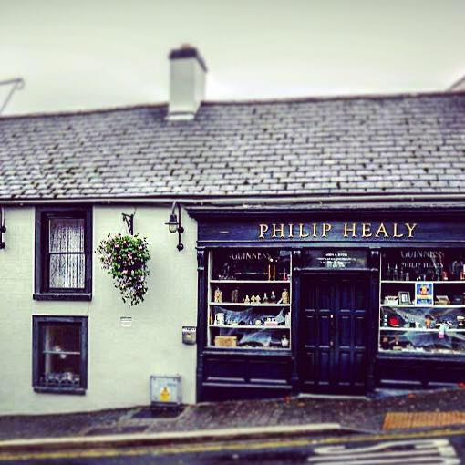 Phil Healy's