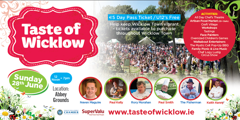 Taste of Wicklow 2015
