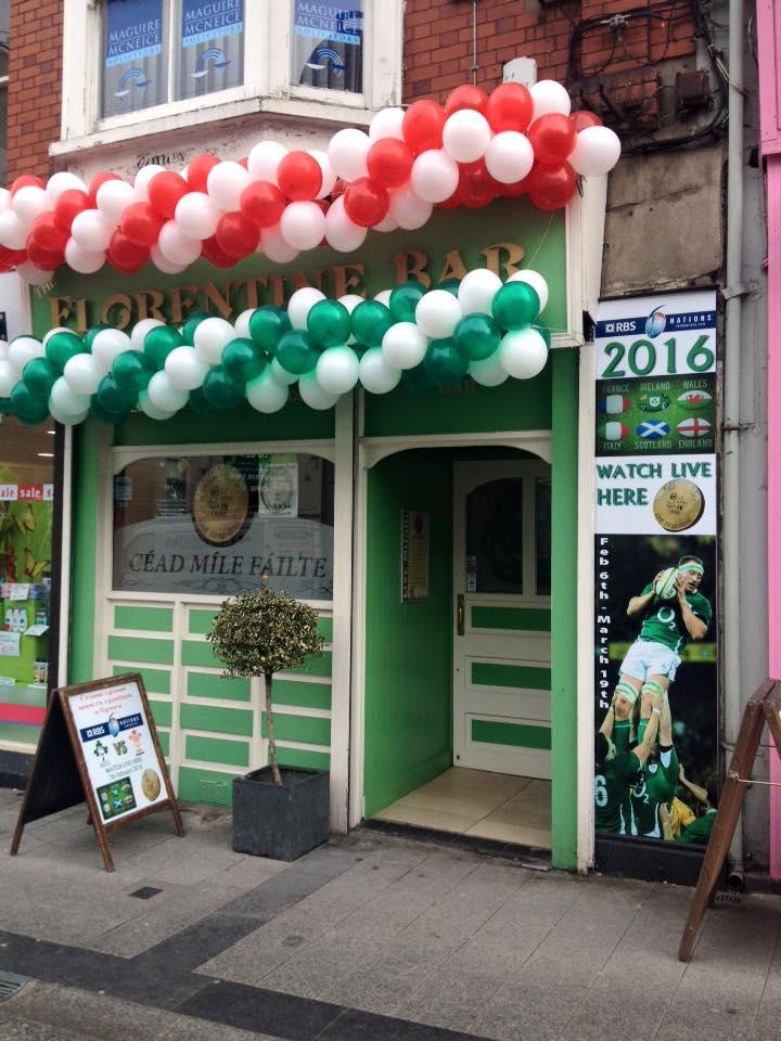 Florentine Bar, Bray