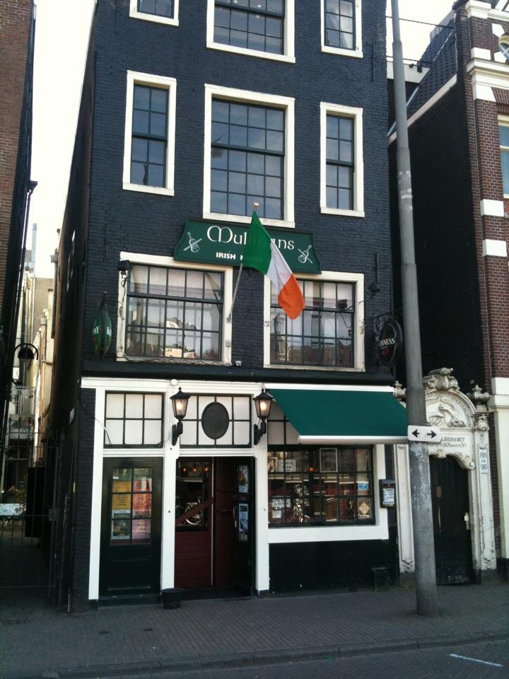 Mulligans Bar Amsterdam